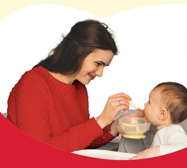 Recipes for 6 month old babies 4