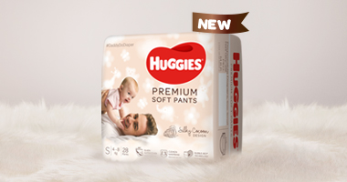 Huggies Premium Soft Pants
